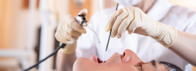 歯科医院で行うクリーニング